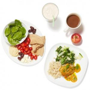 نظام غذائي لمدة ( 7 ايام/ 1200 سعرات حرارية) عشان الدايت !