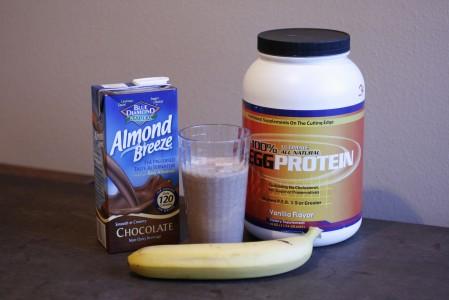أحسن وصفات البروتين لأبطال كمال الأجسام