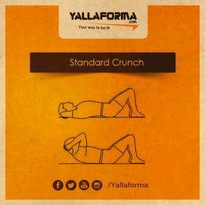 standard crunch