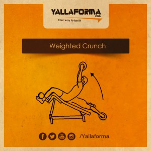 weighted crunch