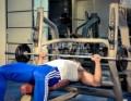 أوصل لرقمك القياسى فى الـ Bench Press مع تدريب الـ12 أسبوع