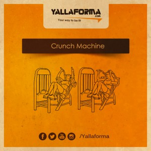 Crunch machine