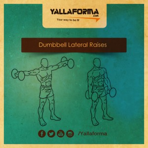 Dumbbell-Lateral-Raises