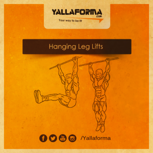 Hanging-Leg-Lifts