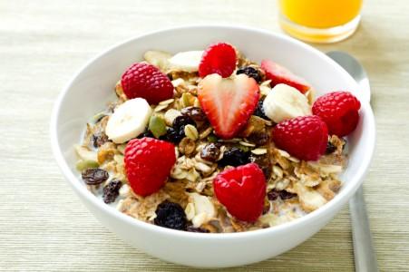 الفطار الصحي علشان تبني عضلات وتكون رشيق