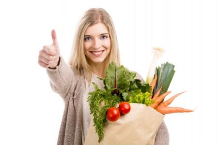 نصائح غذائية للبنات علشان تحصلى على جسم صحى ورائع