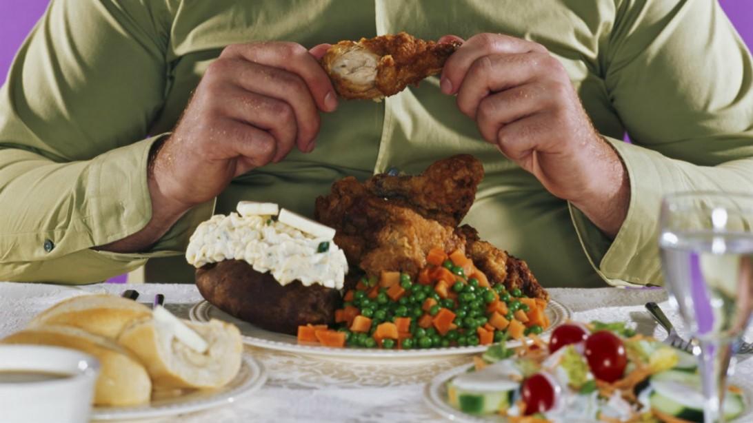 نظام غذائى لزيادة الوزن للشباب