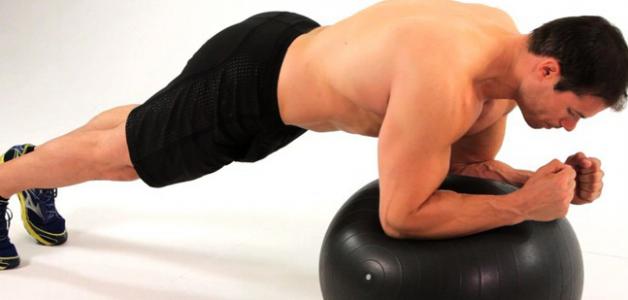 تدريب الـ core stability workout لتقويه عضلات الظهر