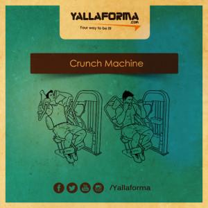 Crunch machine