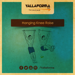 Hanging Knee Raise