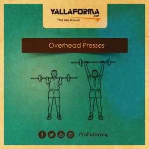 Overhead Presses