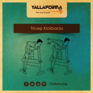 Tricep Kickbacks