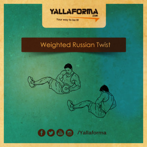 Weighted Russian Twist