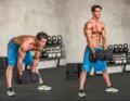 تمرين 30 دقيقة لبناء عضلات الظهر بالدمبلز