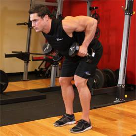 تمرين الجسم الكامل بالدامبلز يمكنك أداءه في أي مكان